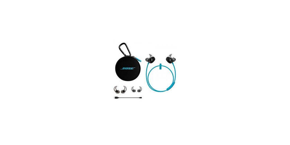 bose soundsport wireless azul sport bluetooth