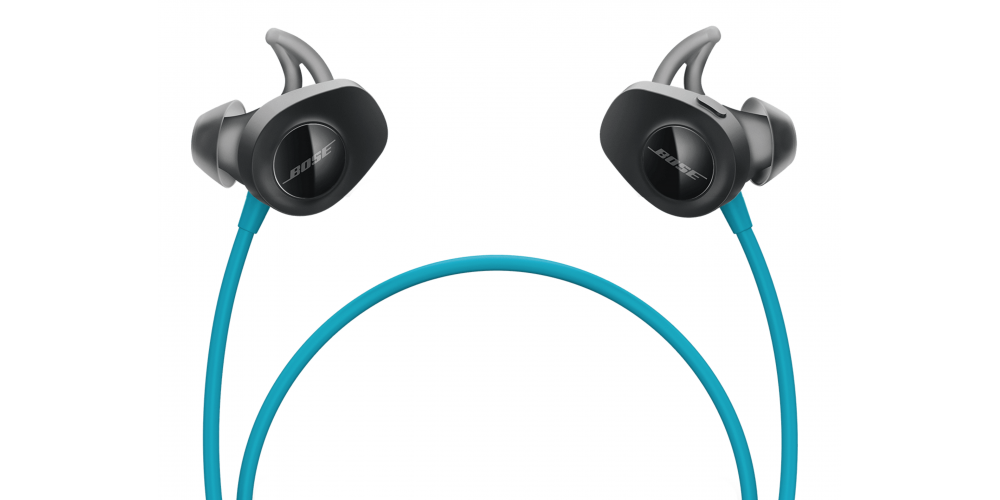 bose soundsport wireless bluetooth blue azules