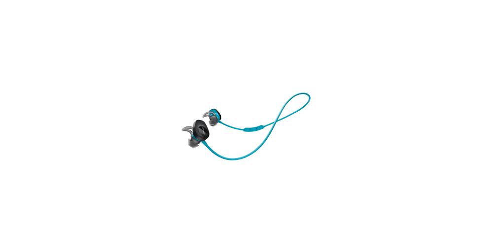 bose soundsport wireless bluetooth blue
