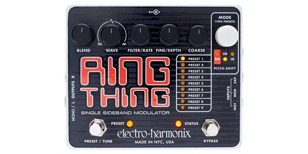 electro harmonix xo ring thing 3