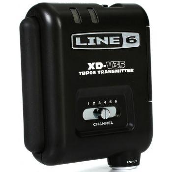 Line 6 V35BP Transmisor de 6 Canales
