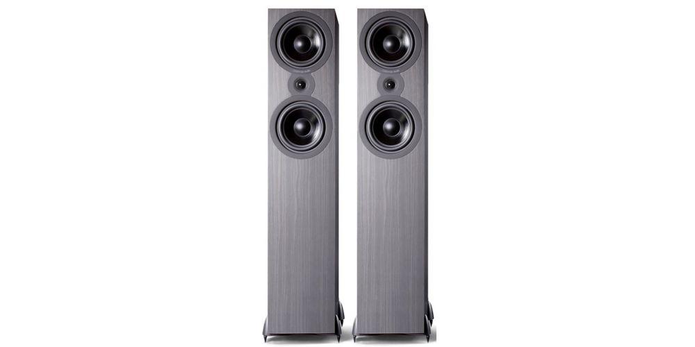 Cambridge Audio SX 80 Columna altavoz acabado madera Negro altavoce pie