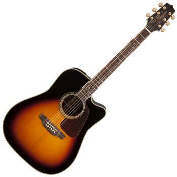 Takamine GD71CE-BSB Brown Sunburst Guitarra Electro Acustica