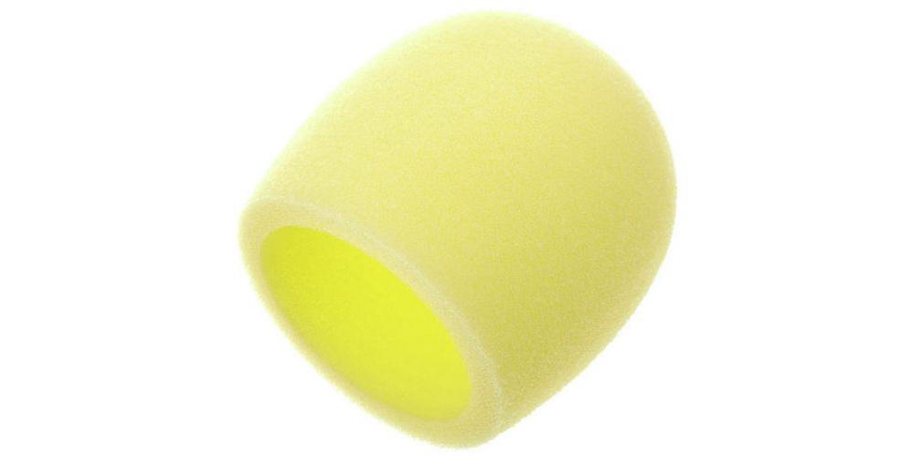 paravientos shure a58ws amarillo