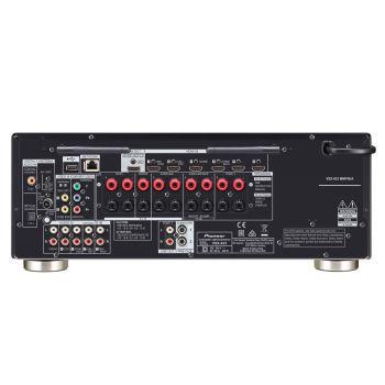 Pioneer VSX-933 SI,  Receptor AV 7.2