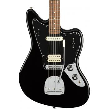 Fender Player Jaguar PF Black. Guitarra Eléctrica