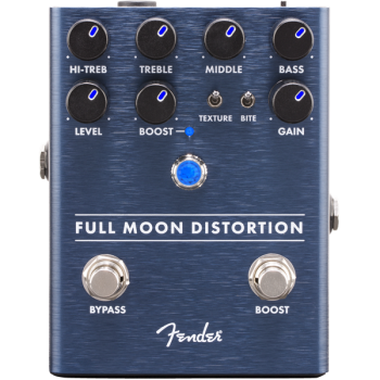 Fender Full Moon Distortion Pedal Distorsion