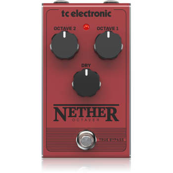 Tc electronic NETHER OCTAVER Octavador