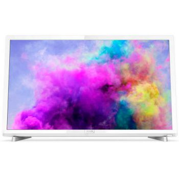PHILIPS 24PFS5603 LED TV Blanca 24 Full HD
