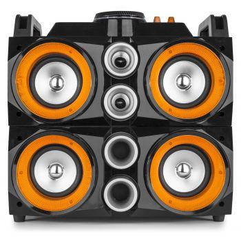 Fenton Mdj200 Partystation 150w Con Bateria Y Bluetooth 178320