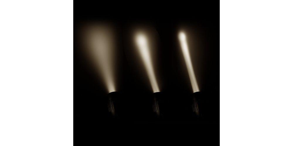 cameo q spot 40 w blanco luces