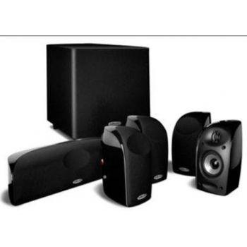 Denon Equipo AV AVR-X1600H + Polk TL1600 Altavoces Home Cinema.