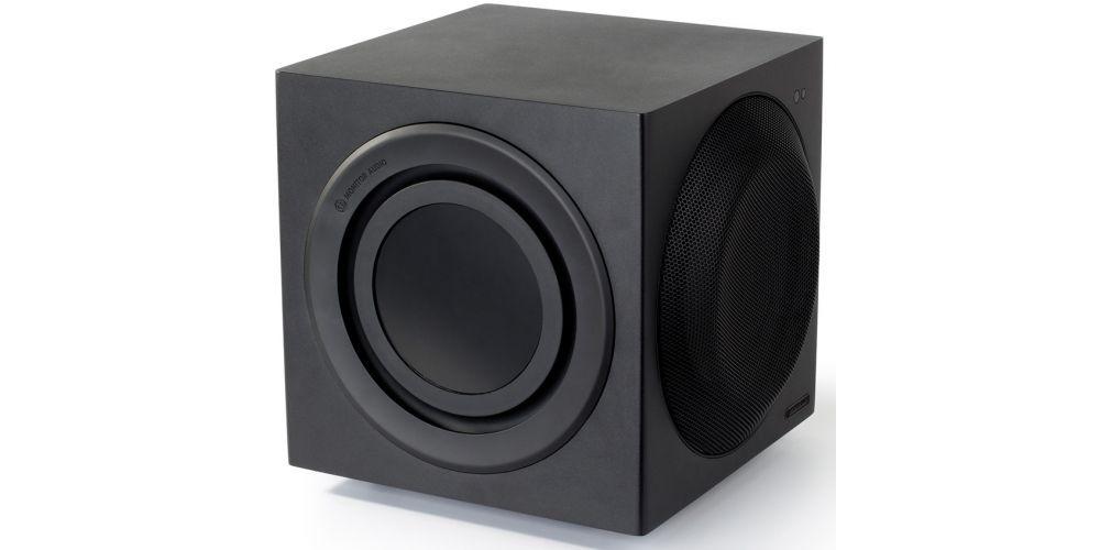 monitor audio cw8 subwoofeer activo custom