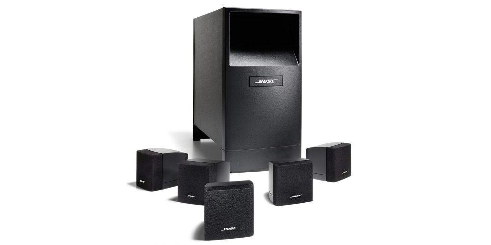 bose acoustimass 6 serie iii conjunto audio