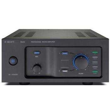APART MA30 Mezclador-Amplificador de media unidad de rack ( REACONDICIONADO )