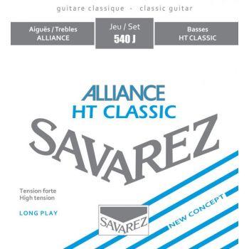 Savarez 540J Alliance Juego Cuerdas Para Guitarra Clásica