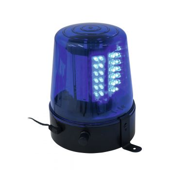 Eurolite LED Police Light 108 LEDs Sirena Azul