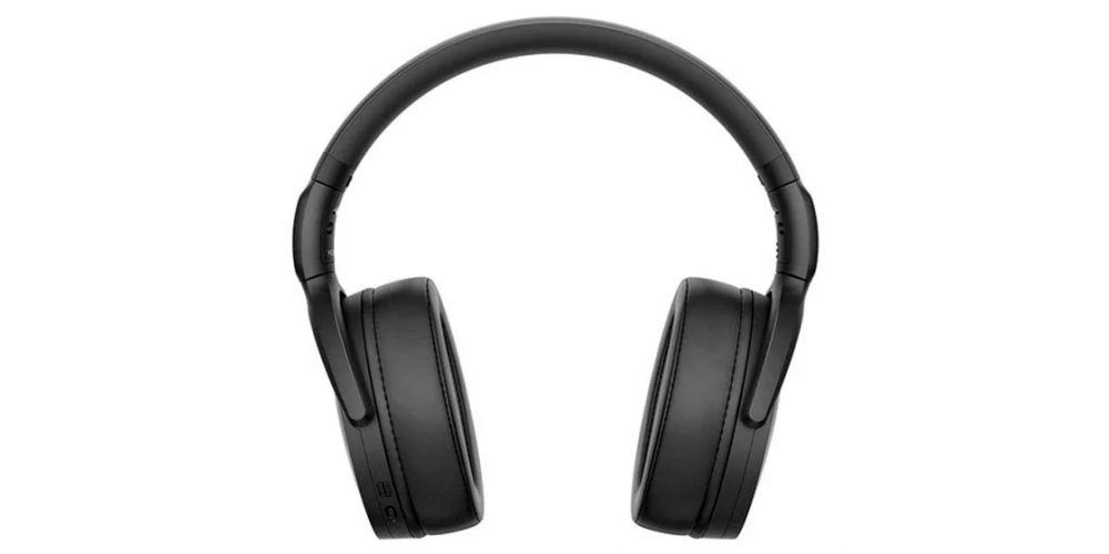 sennheiser hd350 bt bk auriculares bluetooth negros inalambricos