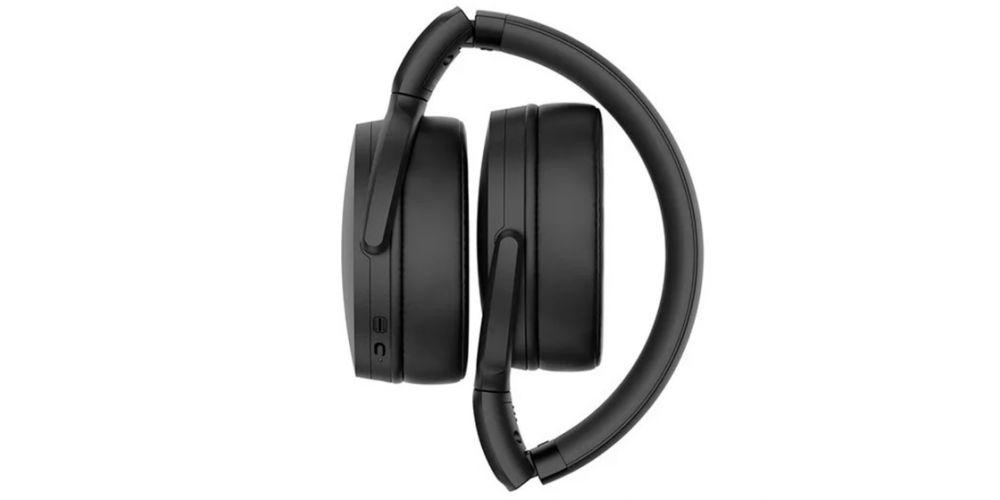 sennheiser hd350 bt bk auriculares bluetooth negros