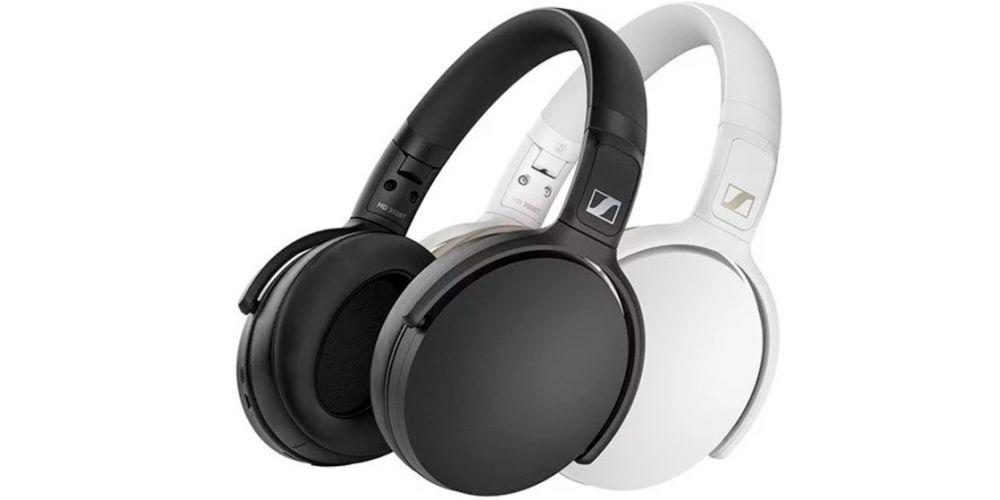 sennheiser hd350 bt wh auriculares bluetooth blancos negros