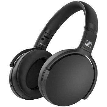 Sennheiser HD350BT Auricular Bluetooth. Negro