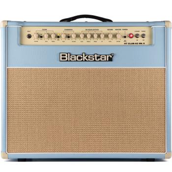 Blackstar HT Club 40MKII BLACK & BLUE Combo Para Guitarra Edición Limitada