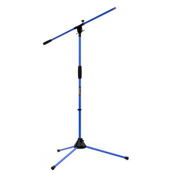 Audibax Ayra 10 Blue Soporte Micrófono Suelo Jirafa Ajustable