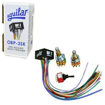 Aguilar OBP-3SK Preamplificador Para Bajo
