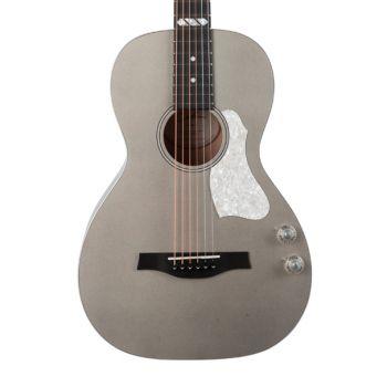 GODIN Rialto JR Satina Gray HG Q-Discrete. Guitarra Acústica + Funda