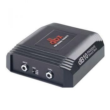 DBX DB-10 caja Pasiva DI DB10