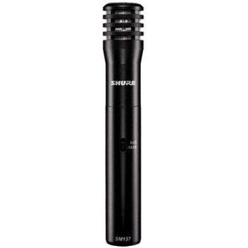 SHURE SM137 LC Micrófono Profesional SM-137LC