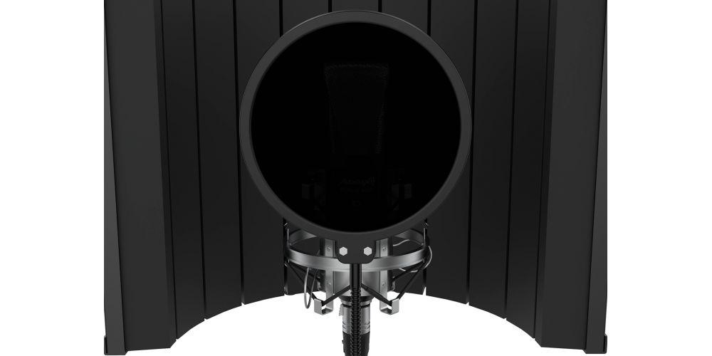 audibax anti pop filtro