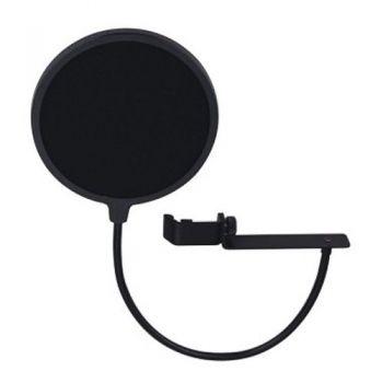 Filtro Antipop para Microfono de Nylon Audibax