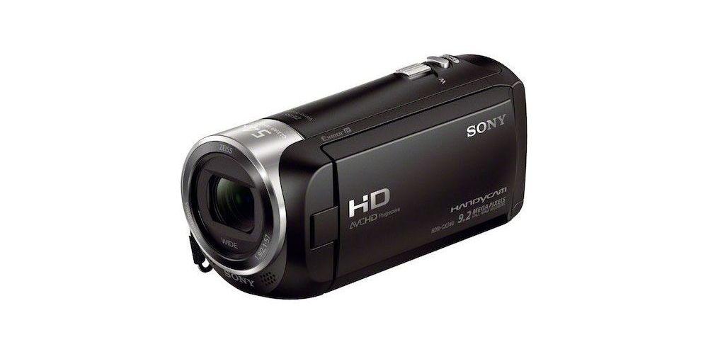 sony hdrcx240 camara video