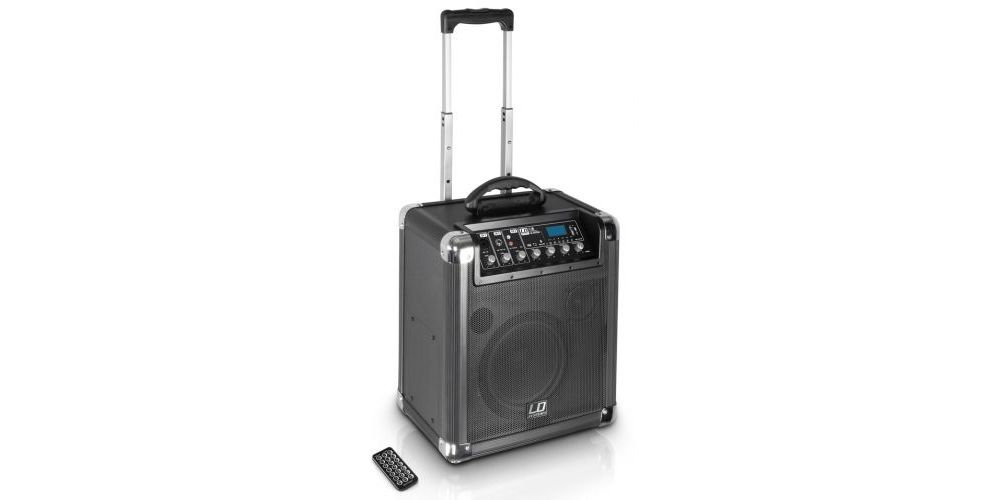 LD SYSTEMS RJ8 Altavoz Portatil Amplificado