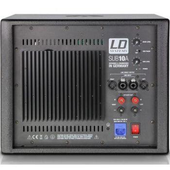 LD SYSTEMS LDSUB10A Subwoofer Amplificado