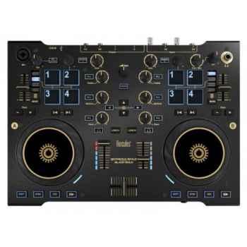 HERCULES DJ CONSOLE RMX2 Black Gold Controlador Dj