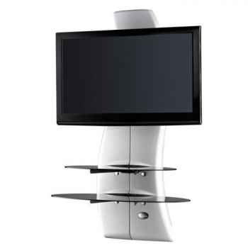 MELICONI Mueble Tv GHOST DESING Rotation  2000 WHITE 488087