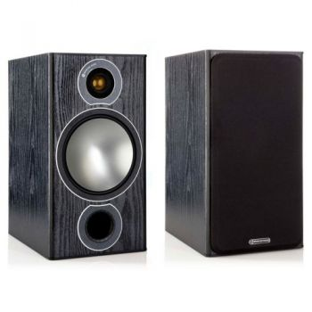 MONITOR AUDIO BRONZE 2 Black Pareja