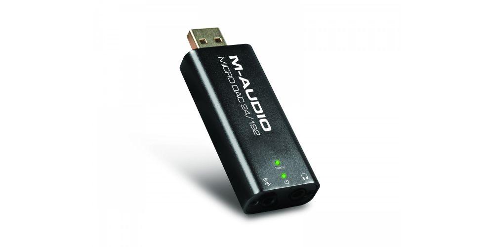 m audio micro dac ii
