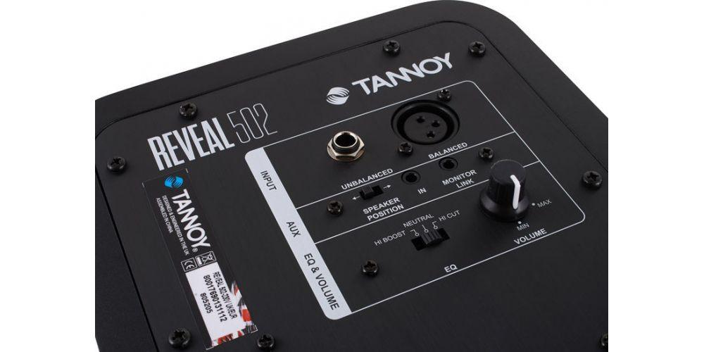 tannoy reveal 502 6