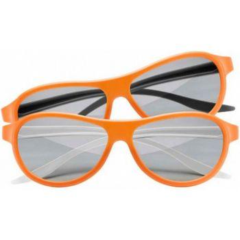 2 Gafas 3D LG AG-F310DP Dual Play Gaming Glasses