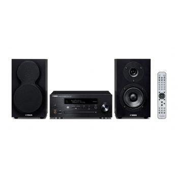 Yamaha MCR-N470 Black Micro cadena musiccast