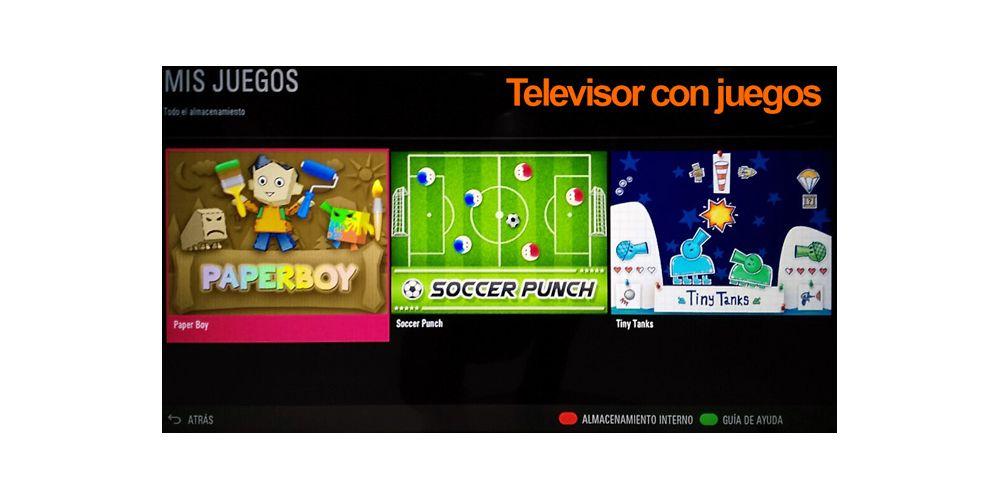 32lh530v tv led 32 con juegos