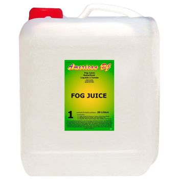 American DJ Fog juice 1 light 20 litros