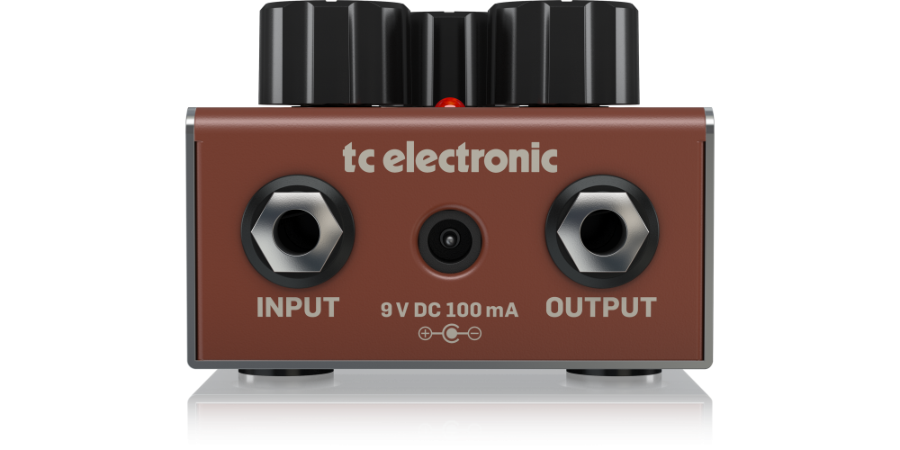 Rusty Fuzz pedal efectos tc electronic