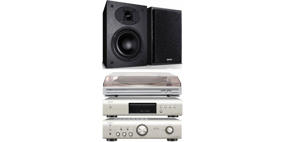 denon pma520 silver amplificador DP29 DCD520 SILVER SCF109
