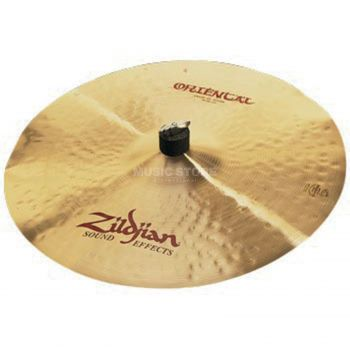 "ZILDJIAN CRASH 20"" ORIENTAL CRASH OF DOOM"
