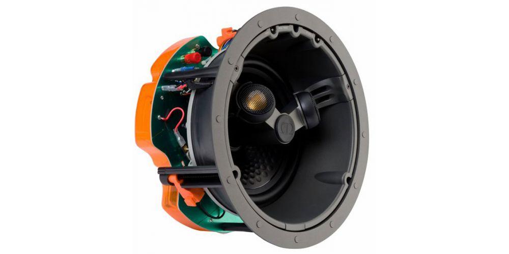 monitor audio c380 fx altavoz de empotrar unidad