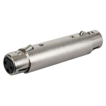 DAP Audio FLA21 Adaptador XLR Hembra / XLR Hembra